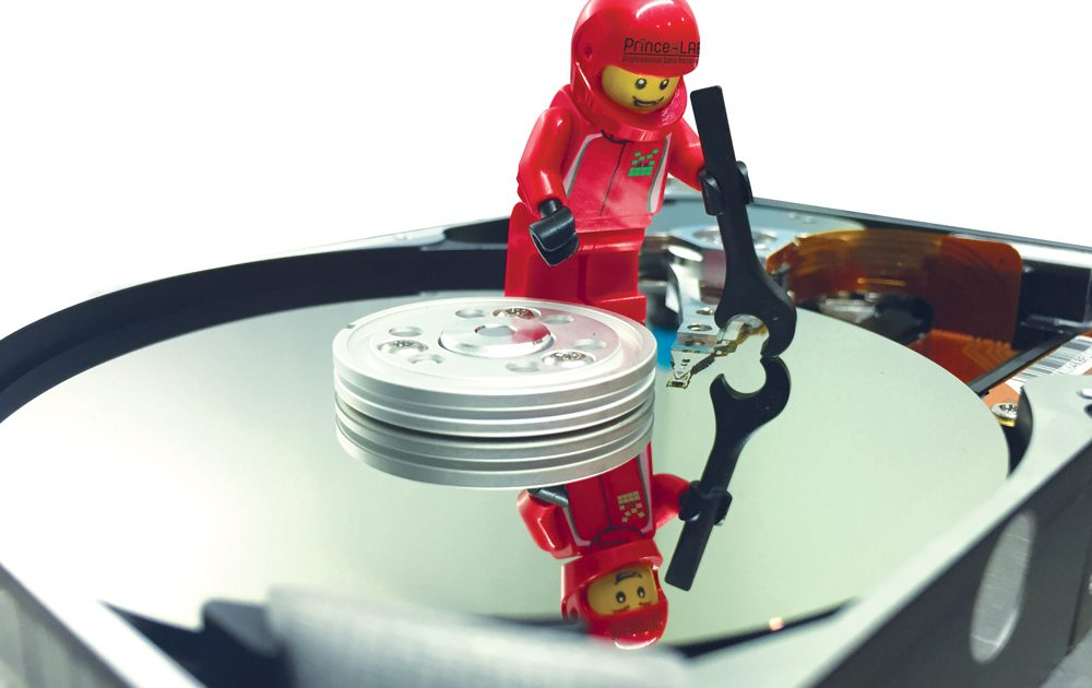 PRINCELAB SRL • i dati dal tuo Hard Disk danneggiato li recuperiamo noi!