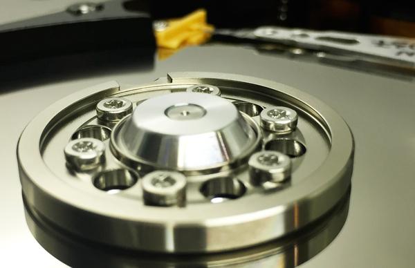 PrinceLAB Srl • Recupero Dati Professionale – Professional Data Recovery: particolare hard disk