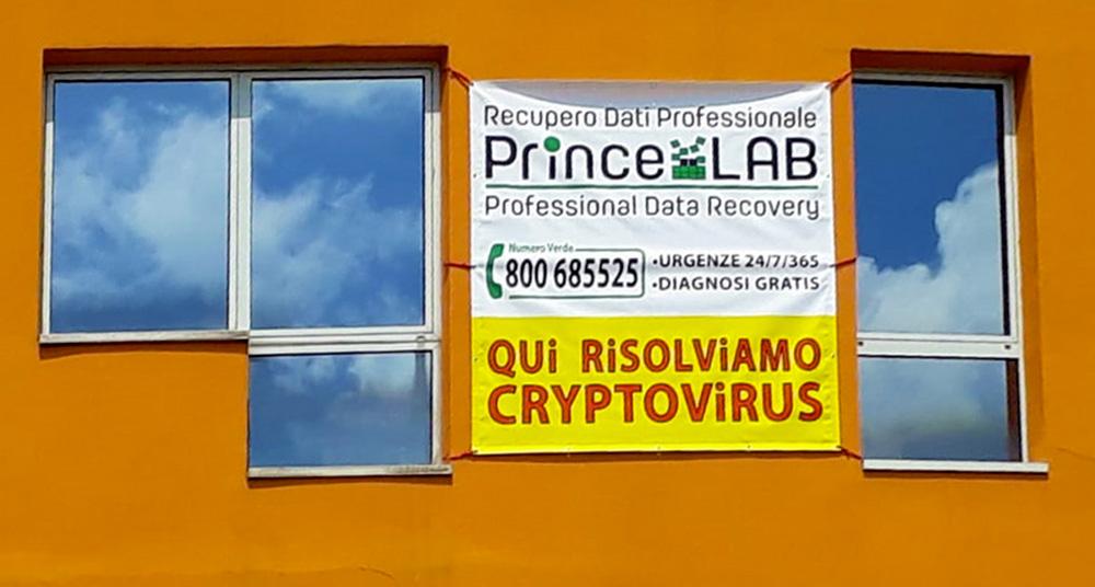 PrinceLAB - la nostra filiale di BRESCIA